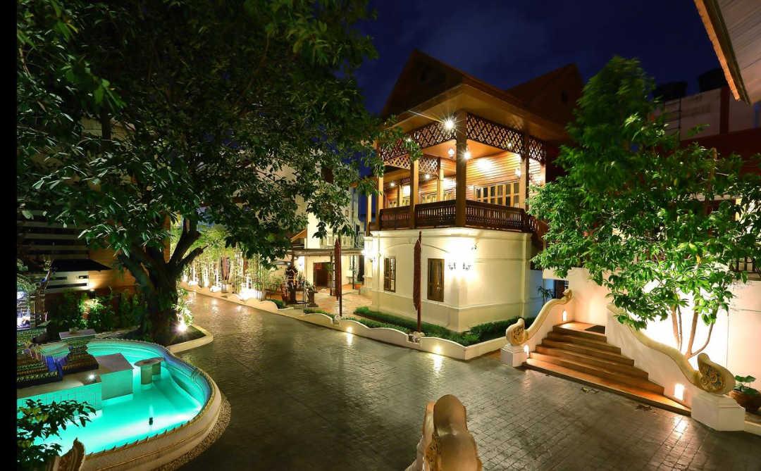 donde alojarse chiang mai
