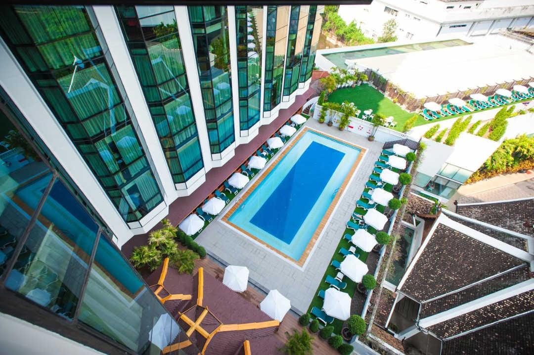 donde alojarse chiang mai the empress hotel