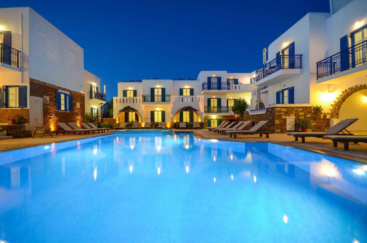 mejores hoteles naxos