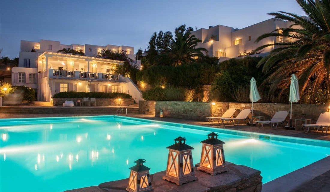 Mejores Hoteles Familiares en Paros