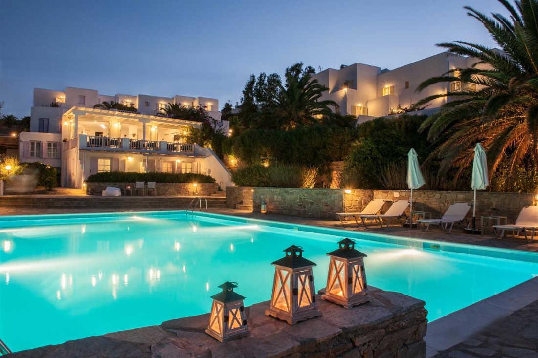 mejores hoteles paros