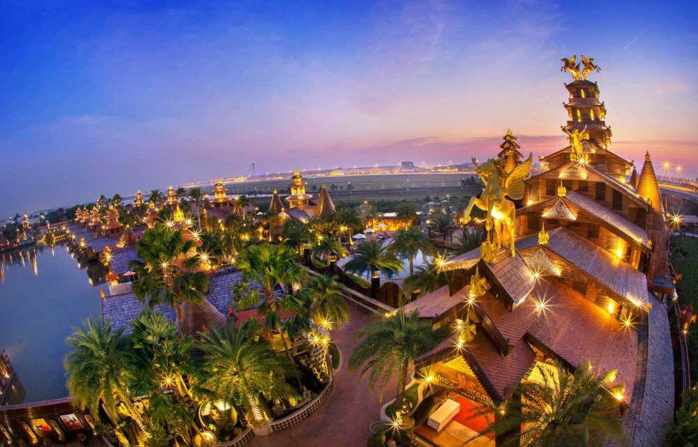 Mejores hoteles en Bangkok