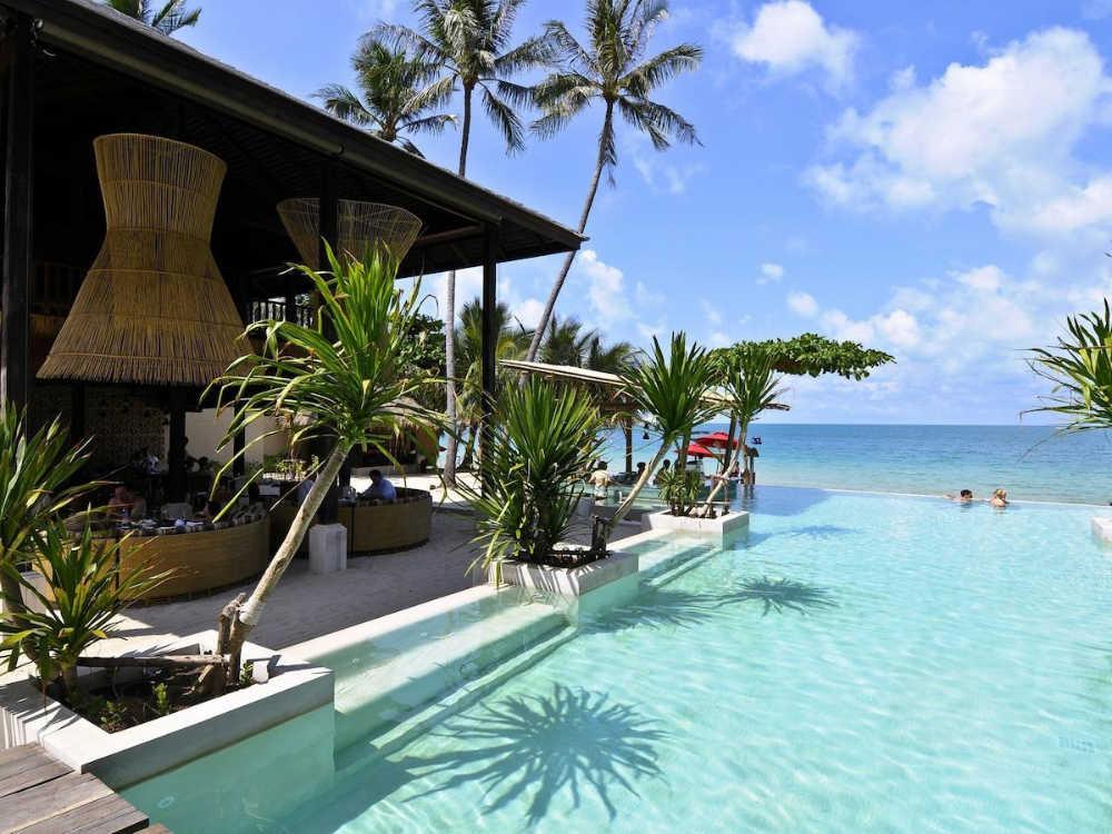 mejores hoteles familiares koh phangan