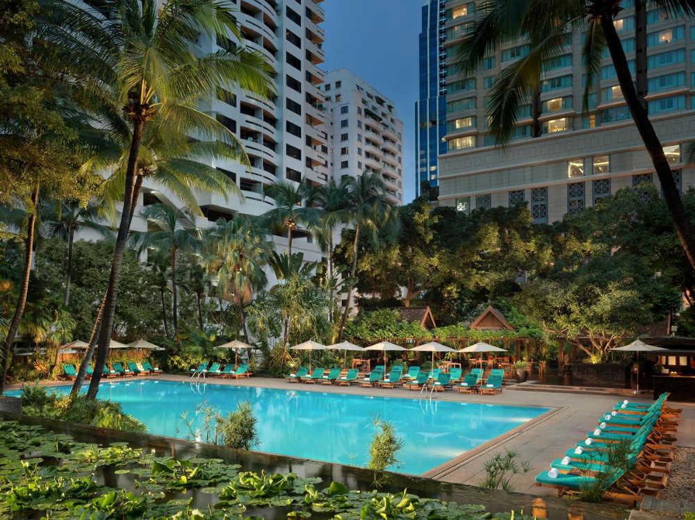 mejores hoteles bangkok