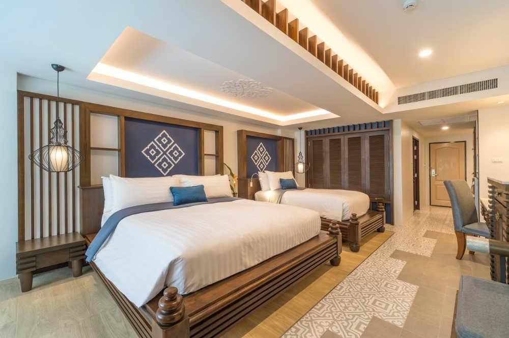 mejores hoteles ao nang