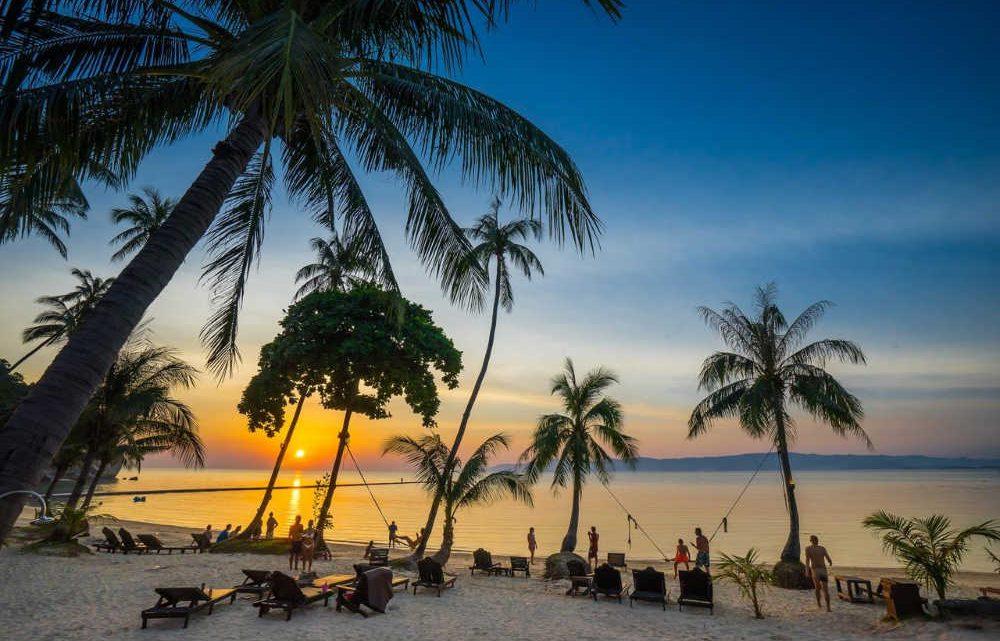 Hoteles Familiares en Koh Phangan
