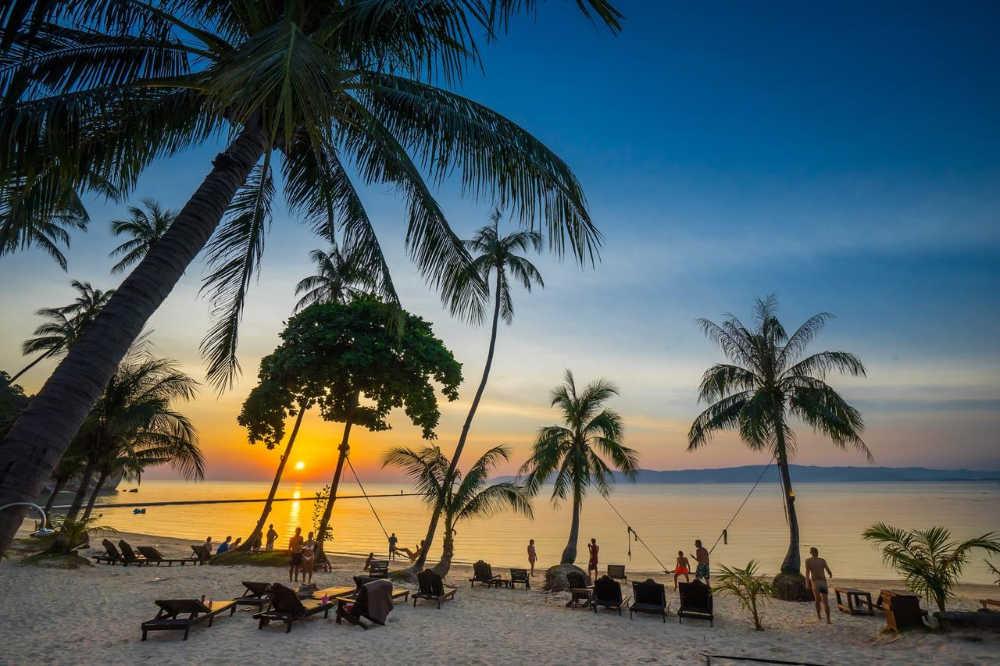 Mejores Hoteles en Koh Phangan