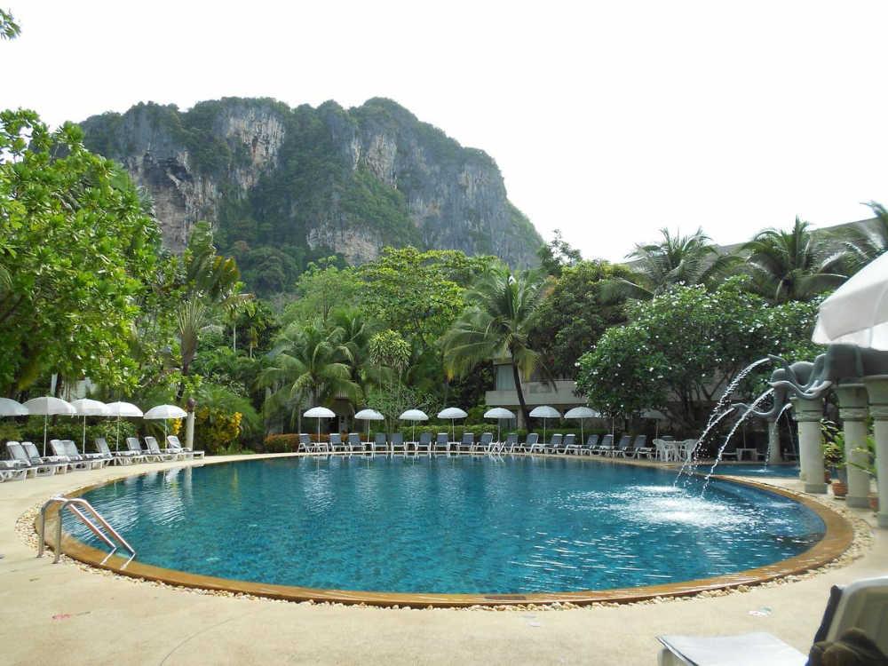 Mejores Hoteles Familiares en Krabi