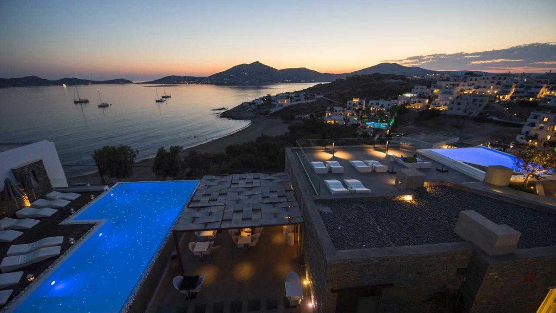 Mejores Hoteles en Paros