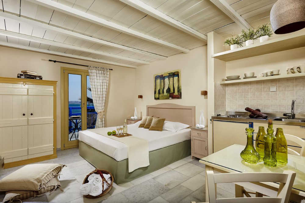 mejores hoteles naxos