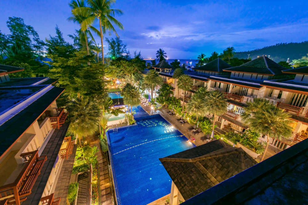 mejores hoteles koh tao