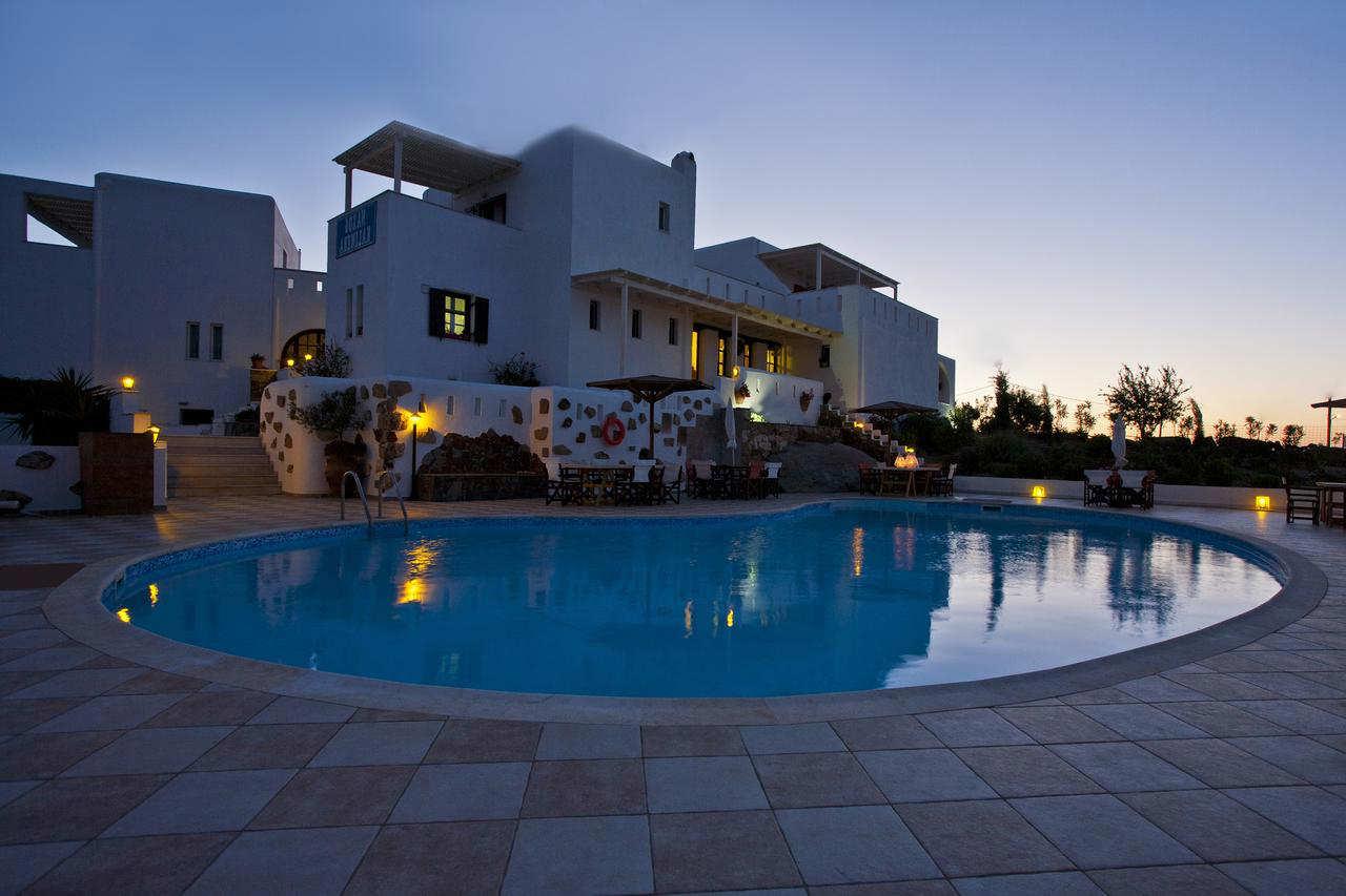 hoteles familiares naxos