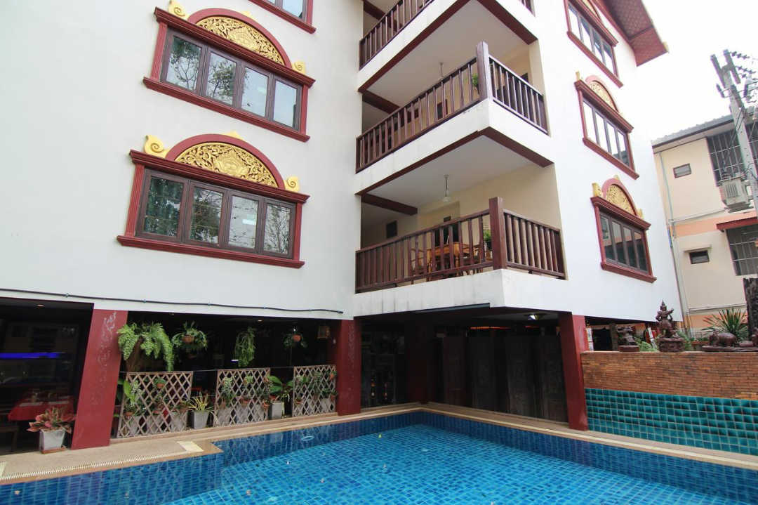 mejores hoteles chiang mai