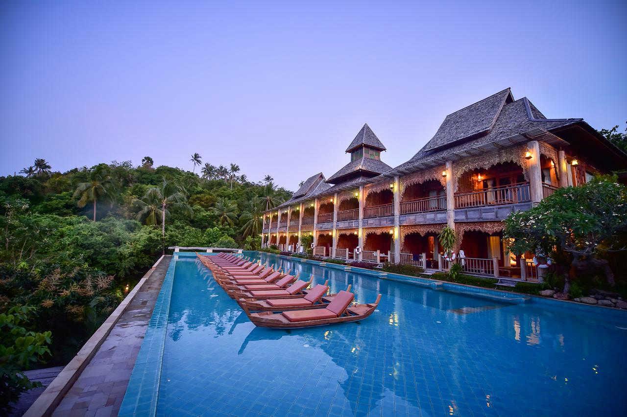 hoteles familiares koh phangan