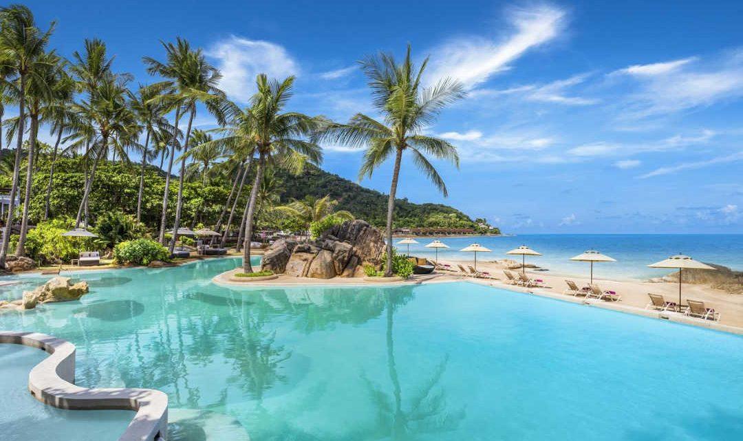 Mejores hoteles familiares en Koh Samui