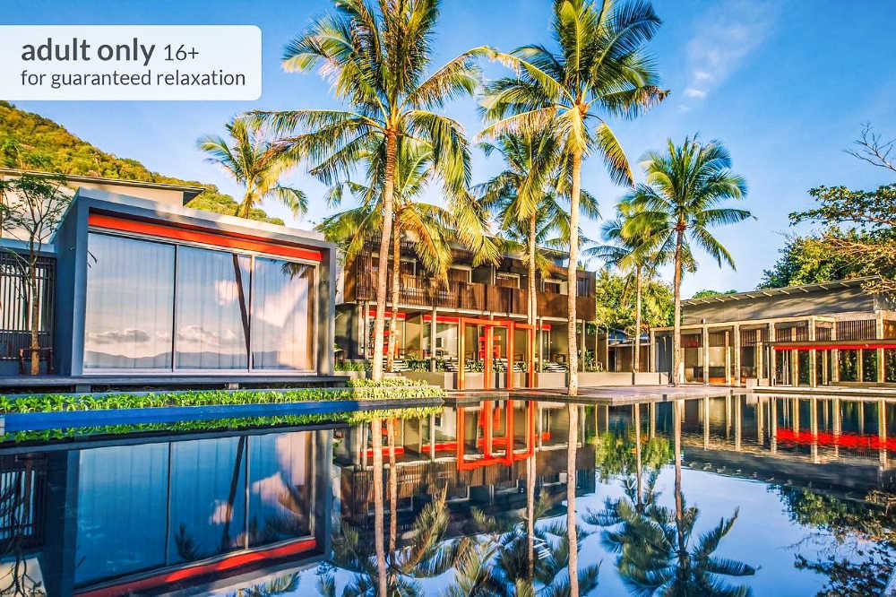 mejores hoteles koh phangan