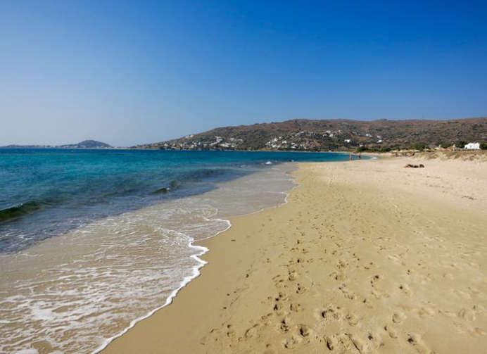mejores playas naxos