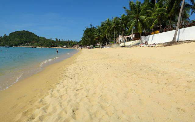 playa bophut samui palm beach