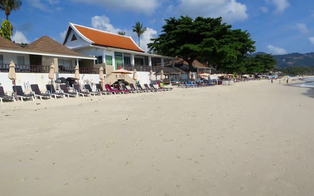 playa chaweng cove beach resort