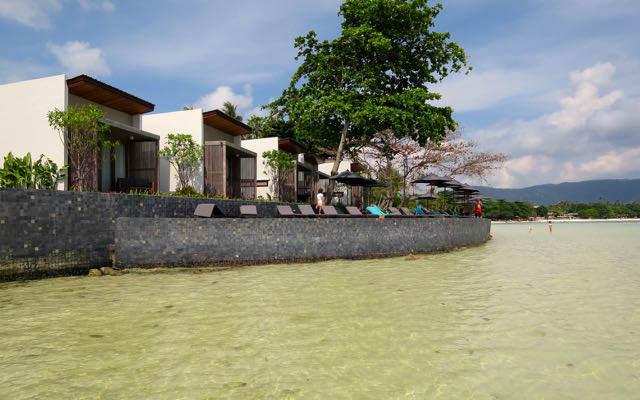 playa chaweng en casa de mar