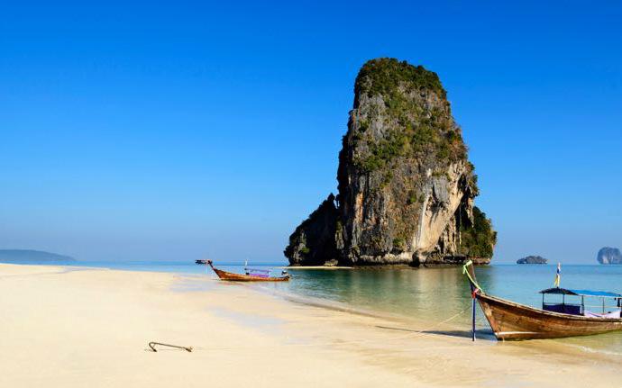 playa de krabi