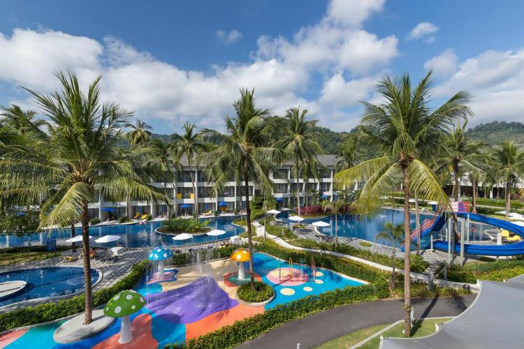 Mejores Hoteles Familiares en Khao Lak