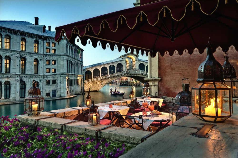 mejores hoteles en venecia