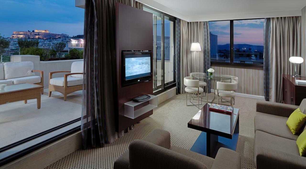 atenas mejores hoteles
