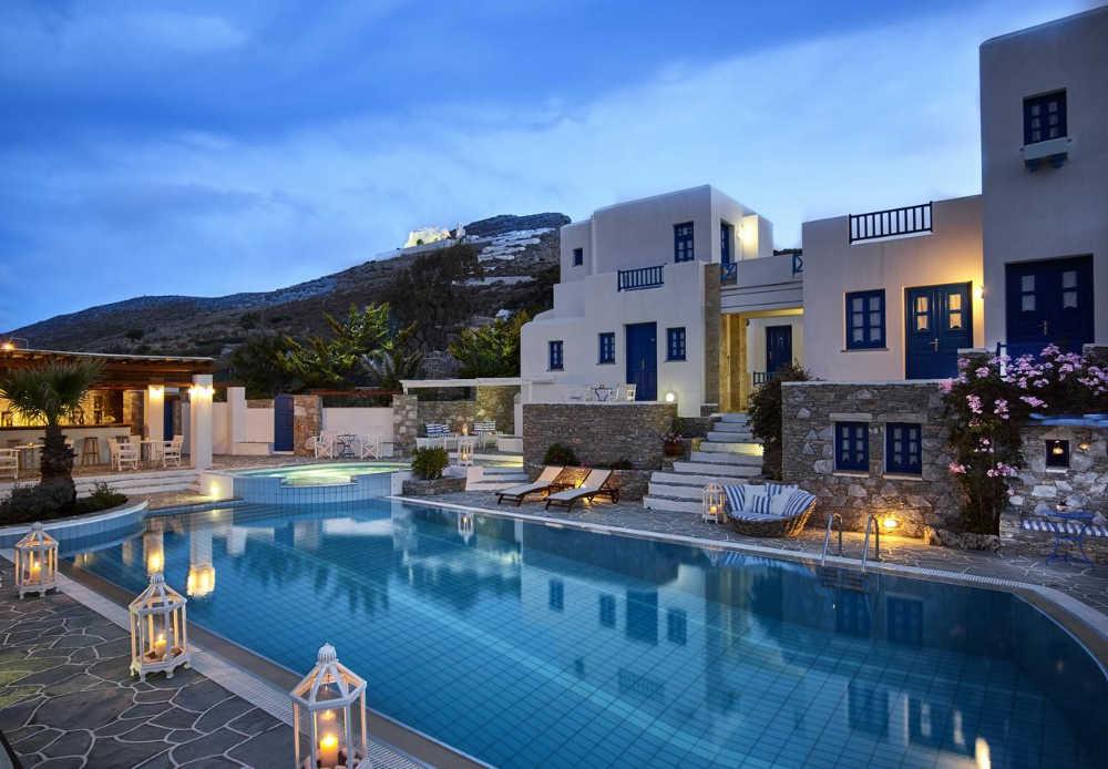 Mejores Hoteles en Folegandros