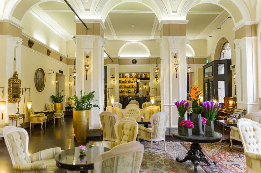 mejores hoteles florencia