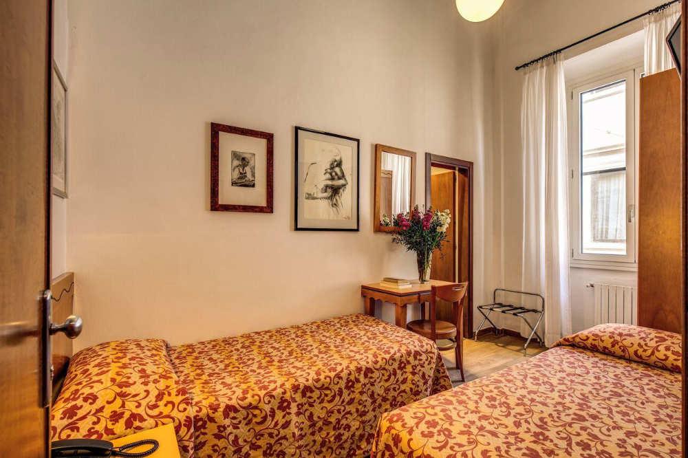 hoteles baratos florencia