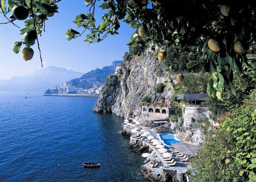 Mejores Hoteles en Amalfi