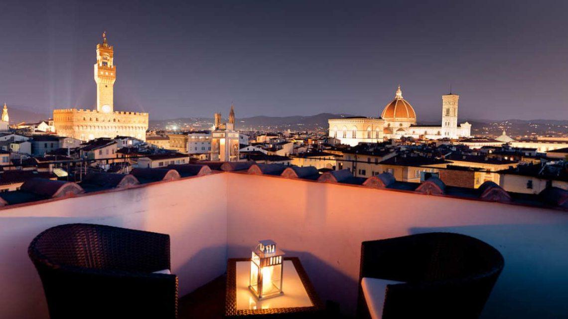 Hoteles Románticos en Florencia