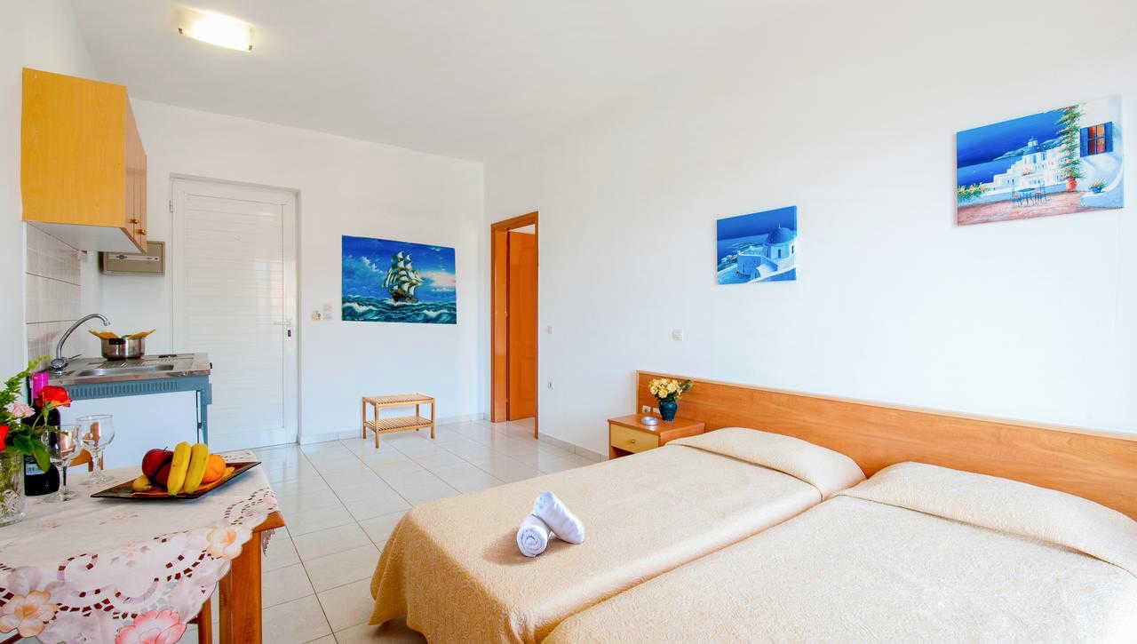 hoteles familiares en Rodas
