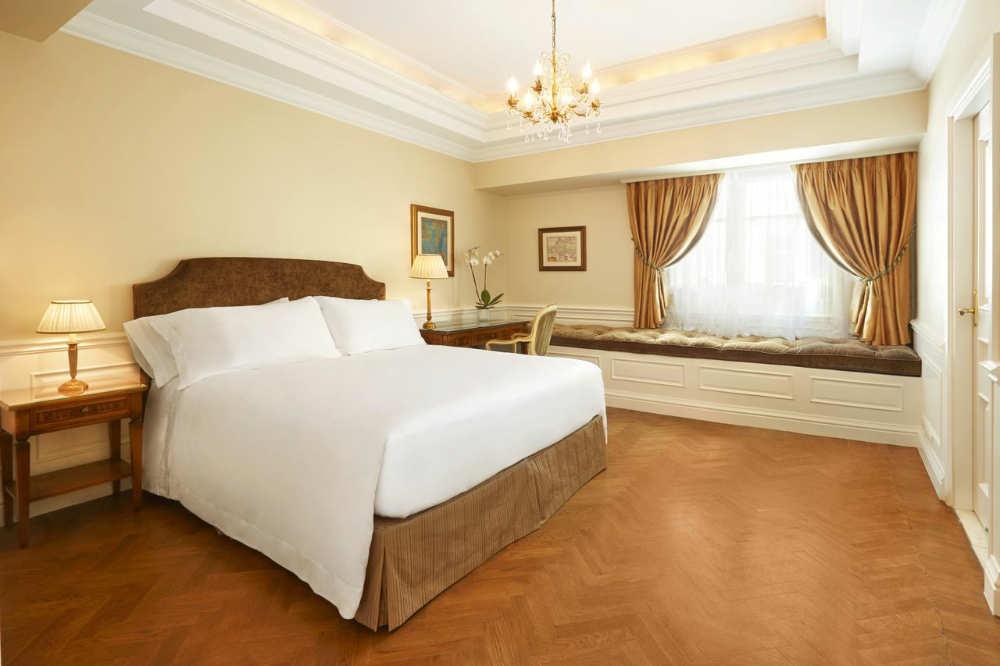 mejores hoteles en atenas