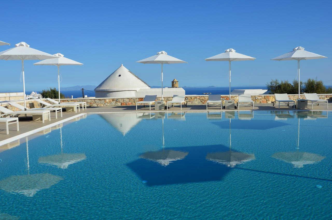 mejores hoteles folegandros
