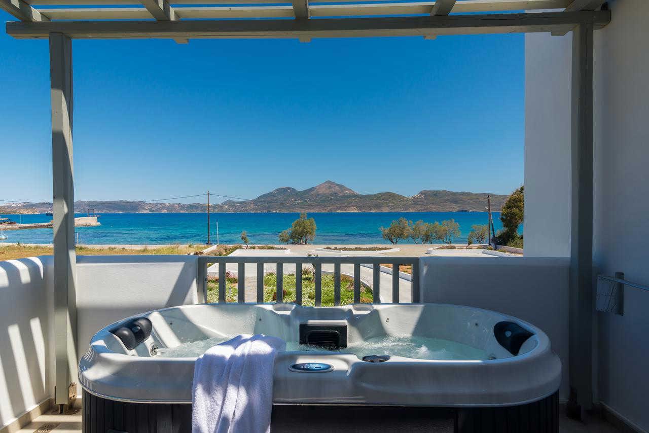 Mejores Hoteles en Milos