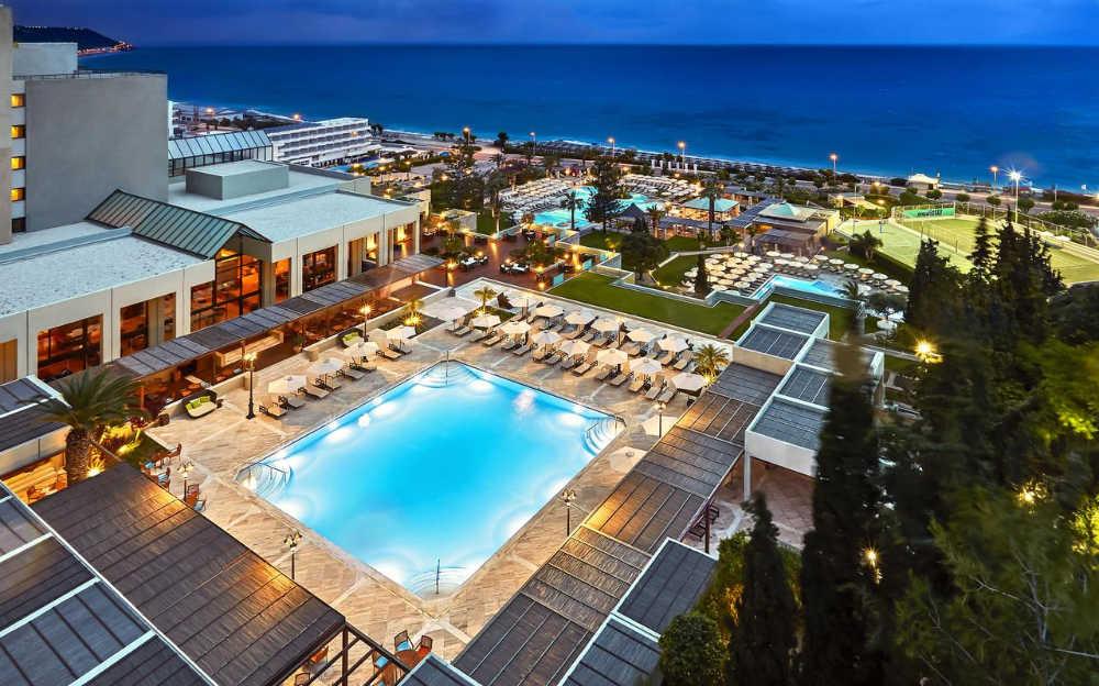 mejores hoteles Rodas
