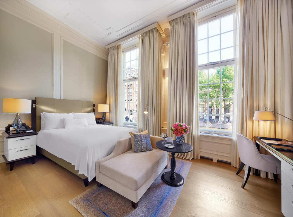 mejores hoteles amsterdam