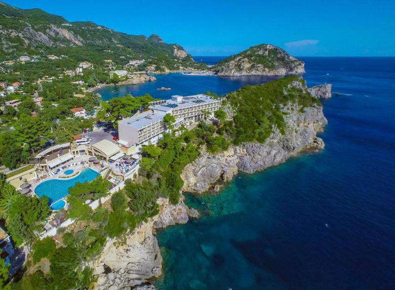 akrotiri beach hotel corfu