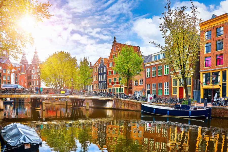 mejor epoca para visitar amsterdam