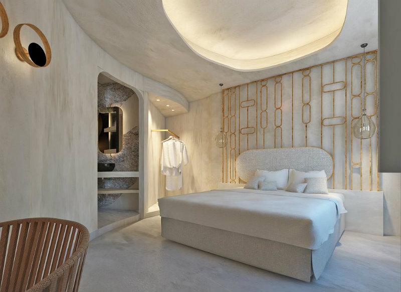 athina luxury santorini
