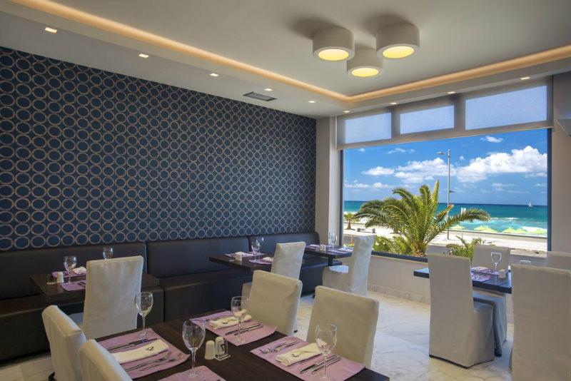 atlantis beach hotel creta