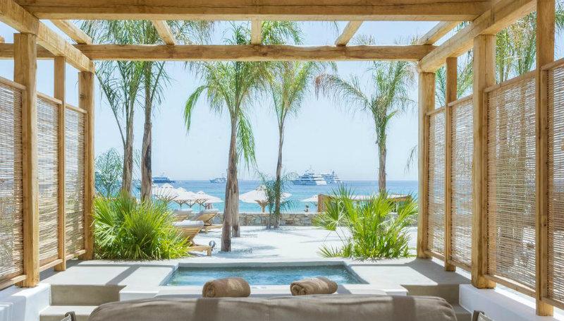 Hoteles de Playa en Mykonos