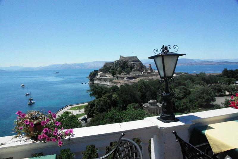 Mejores Hoteles en Corfu