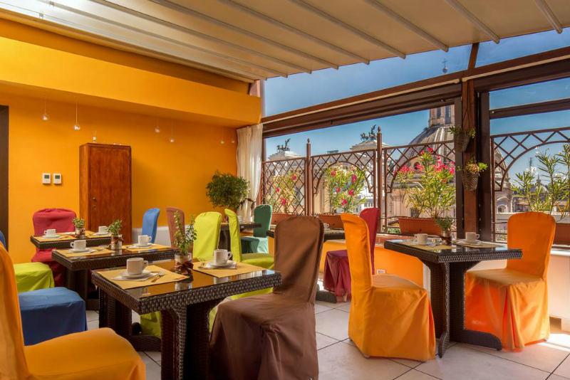 cosmopolita hotel roma