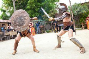 escuela de gladiadores