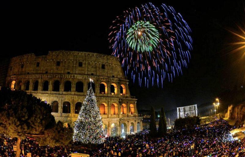 eventos en roma por temporada