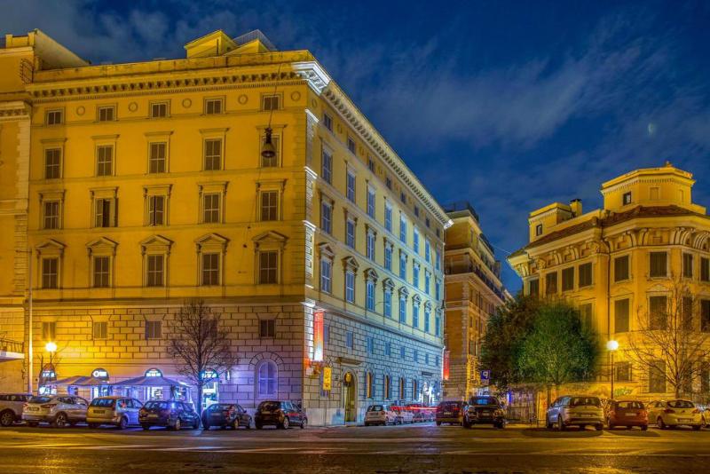 hotel canada roma