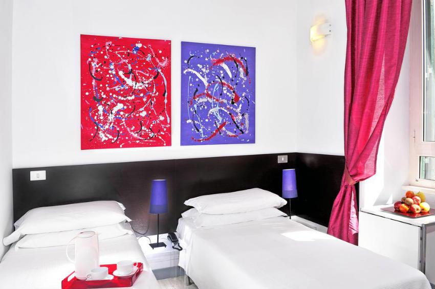 hotel colors roma